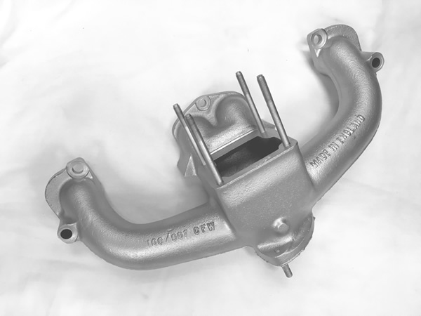 598473 Exhaust Manifold - see details for description