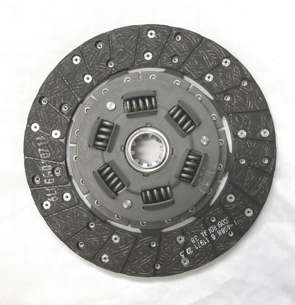 591704 Clutch Plate S2a