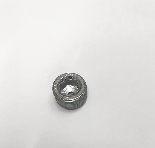 LCM100150 Threaded plug