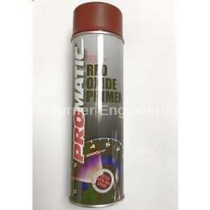 Paint - Rust Oleum Red Oxide Primer