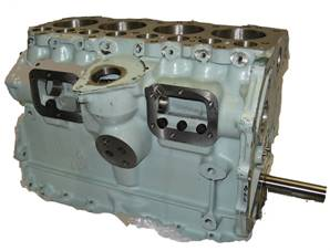 2.25 3MB Diesel Short Engine - Reman