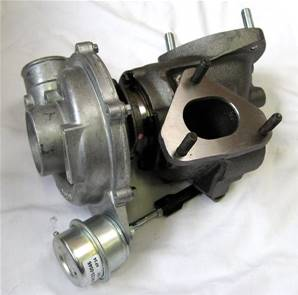 PMF000040 Turbocharger Assy