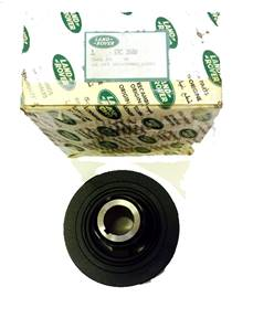 ERC 3600 Front Pulley