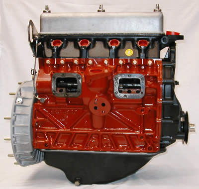 2.5 Petrol Engine - Turner Engineering