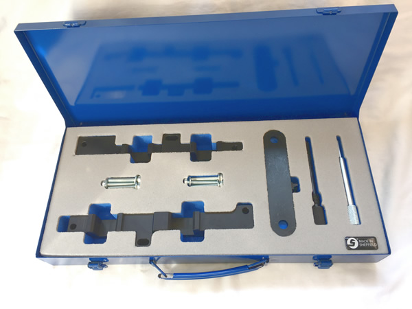 DA6124  Timing Tool Kit 3.6V8