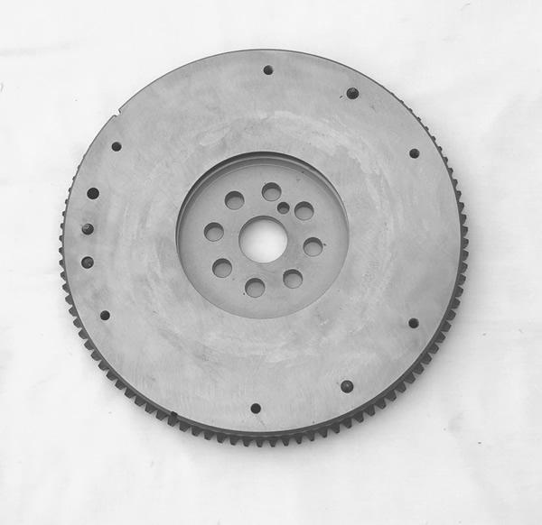 ETC 5780 Flywheel inc ring gear - used