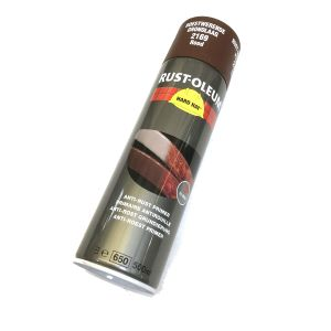 Paint - Rust Oleum Red Oxide Primer