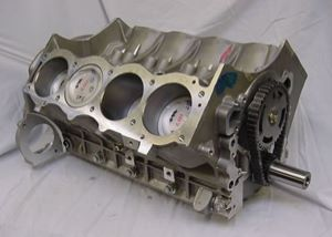 4.2V8 Short Engine - Reman Ductile liners - COU