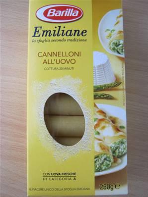 Cannellonis Rustichella d'Abruzzo