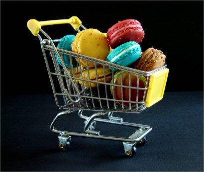 achat en ligne macarons