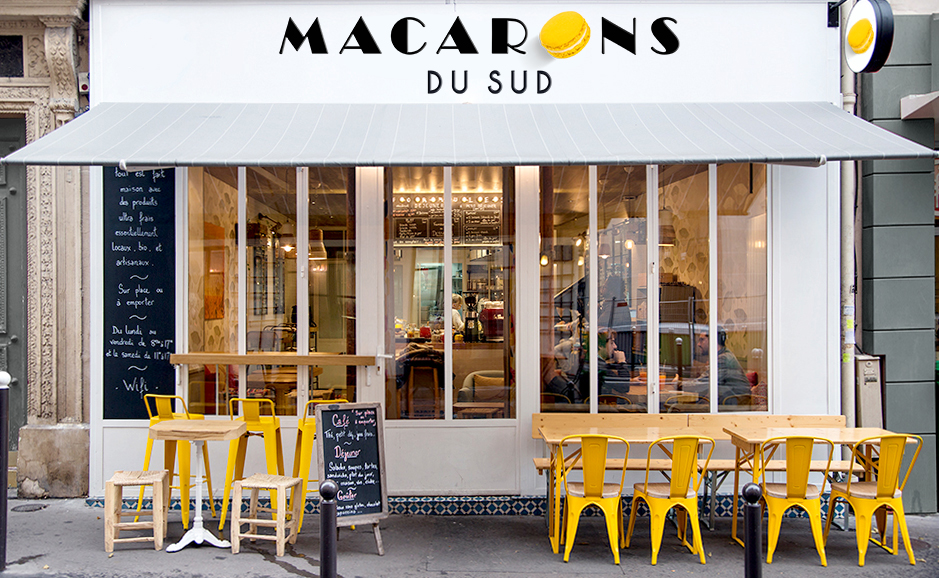 boutique café marseille macarons du sud