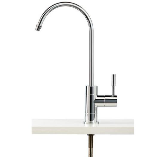 Intertap Mini Water Filter Faucet Tap Chrome