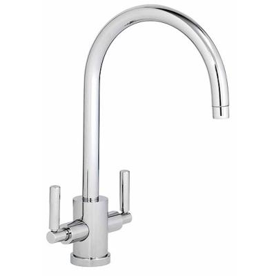 Abode Atlas Aquifier 3-Way Kitchen Filter Tap Chrome & Inline Water Filter System