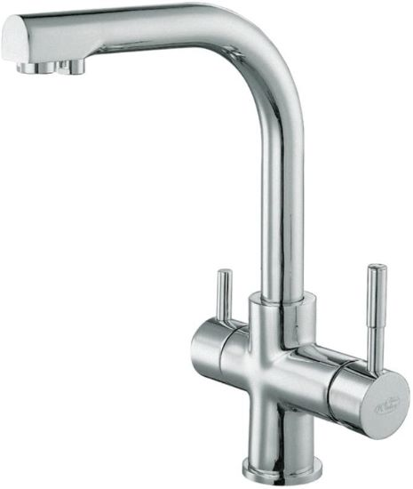 Alabama 3-Way Kitchen Filter Tap Chrome