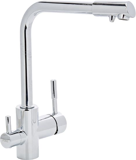 Atlanta 3-Way Kitchen Filter Tap Chrome