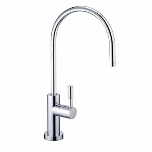 Hike Water Filter Faucet Tap Chrome Finish