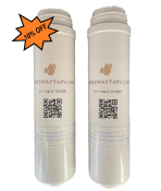 Premier Replacement Water Filter 501 TWIN PACK