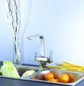 Taupo 3-Way Kitchen Filter Tap Chrome