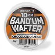 Dumbells BAND'UM WAFTERS 10mm CHOCALATE ORANGE