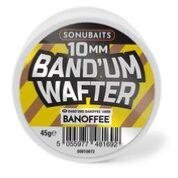 Dumbells BAND'UM WAFTERS 10mm BANOFFEE