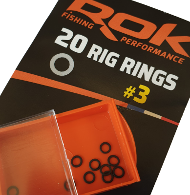 RIG RING ROK 3mm X20