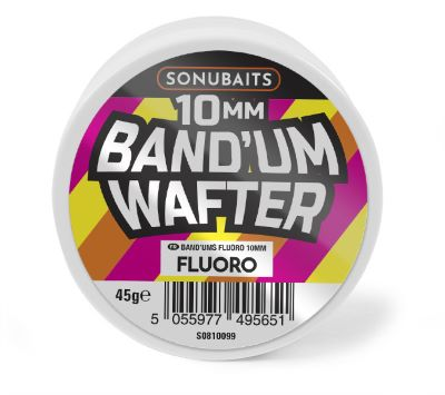 Dumbells BAND'UM WAFTERS 10mm FLUORO