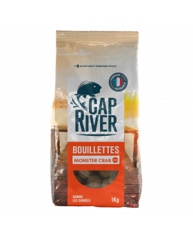 Bouillette Monster Crab 1kg Cap River
