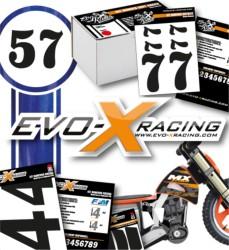 GAMME DE PRODUITS EVO-X RACING