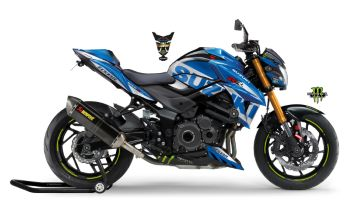 KIT DECO GSX-750 GP REPLICA 2021