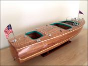 Chris Craft Triple Cockpit|Medium