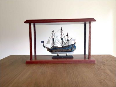 Le Soleil Royal in Display Case Miniature Size