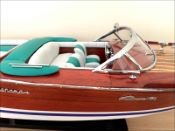 Riva Aquarama Model|Small
