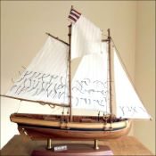 Swift Pilot Cutter Model (1860 USA)