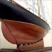 J-Class Model Yacht Pen Duick|Large|Varnished