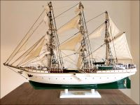 Gorch Fock Ship Model (1958 Germany)|Small Size