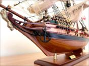 Berlin Ship Model (1600's Germany)