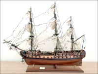 Lafayette's Hermione Ship Model (1779 France)|Medium Size