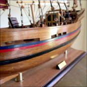 Chinese Junk Ship Model