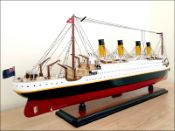 RMS Titanic Ship Model 1912