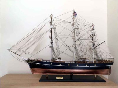 Cutty Sark Ship Model (1869 GB)|Extra Large Size