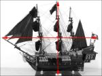 model of the Black Pearl