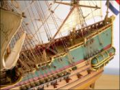 Batavia Ship Model (1628 Holland)|Large Size