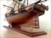 Astrolabe Ship Model (1811 France)|Medium Size