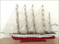 France II Tall Ship Model (1911 France)|Large Size