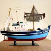 Fishing Boat St Ives