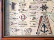 Nautical Knot Board|Extra Large Size