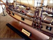 Albatross Schooner Model (1861 USA)|Small Size
