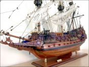 Sovereign of Seas Ship Model (1638 GB)|Medium Size