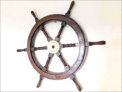 Ship Wheel – Large Size
