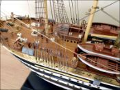 Amerigo Vespucci Ship Model (1930 Italy)|Extra Large Size